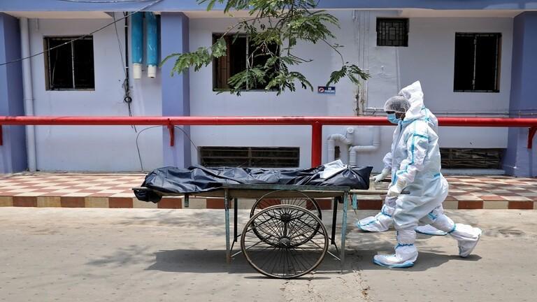 موقع خبرني : الهند تسجل مستوى قياسيا جديدا لوفيات كورونا
