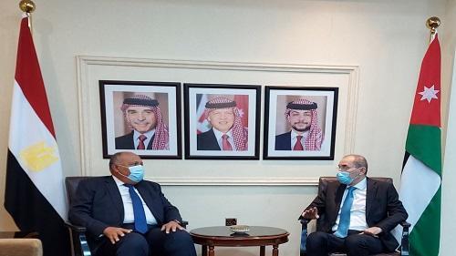 موقع خبرني : تنسيق أردني مصري للتصدي للممارسات الإسرائيلية