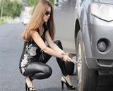 الطريقة الصحيحة لتغيير عجلات السيارة بنفسك