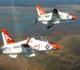 اصطدام طائرتين تابعتين للبحرية الأميركية