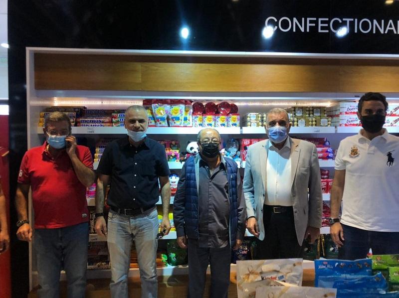 مجمع النافورة.. محطة جذب تجارية وسياحية في العقبة - فيديو وصور