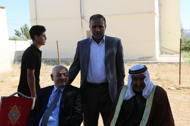 خطوبة صفوان ادريع و اتفاق العمرو