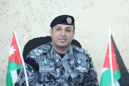 مبارك ترفيع الرائد غاصب العايد الدعجة