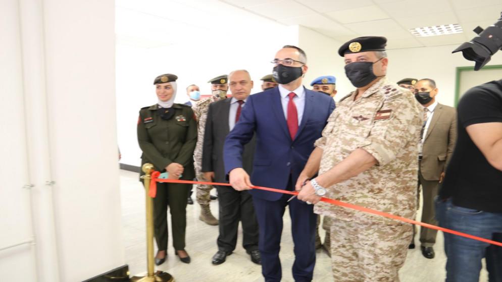 افتتاح مكاتب المكرمة الملكية السامية بجامعة الحسين التقنية