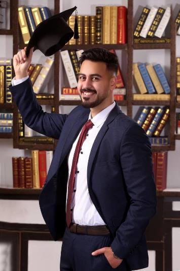 حسان محمد عبد الحافظ الشوابكة.. مبارك التخرج