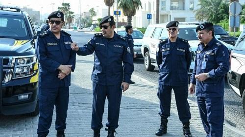 التحقيق مع المتهم بتهديد أحد أبناء الأسرة الحاكمة بالكويت