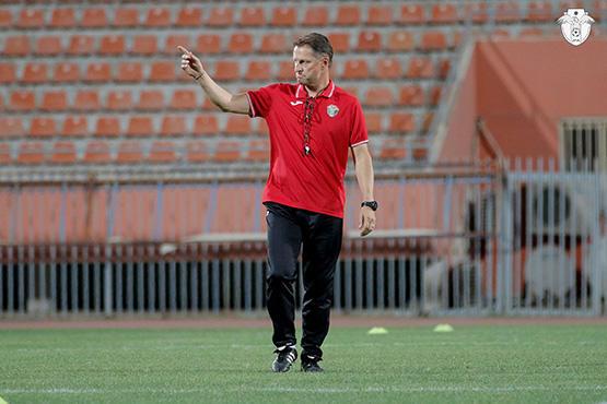 فيتال: سنلعب امام الكويت باسلوب هجومي