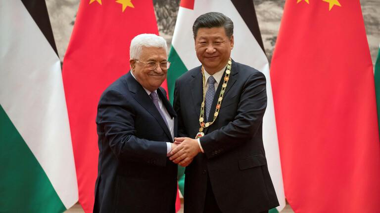 عباس يهنئ الصين بمرور 100 سنة على تأسيس الحزب الشيوعي