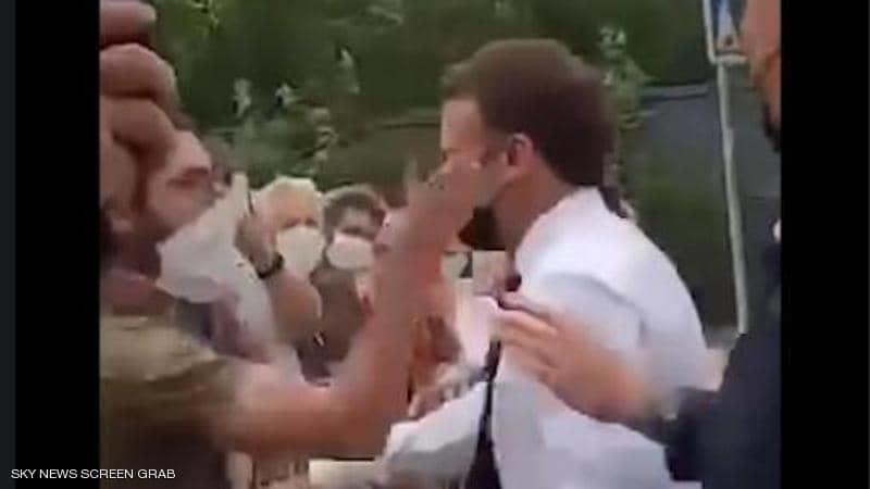 القضاء الفرنسي يصدر حكمه على صافع ماكرون