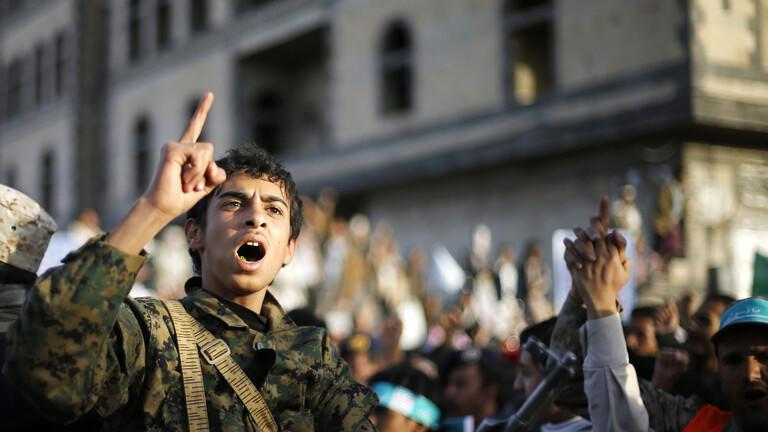 الحوثيون يجمعون تبرعات لنصرة فلسطين