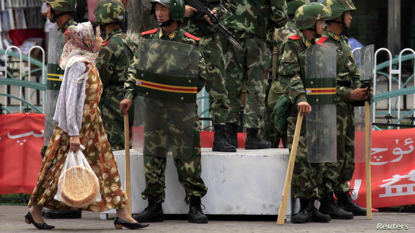 أساليب مروعة للصين في تعذيب الأويغور