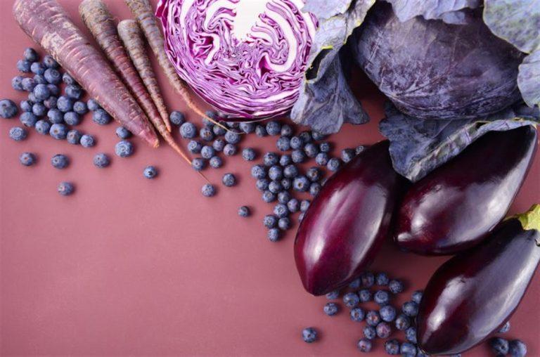 لصحة مثالية.. ضمّن الأطعمة البنفسجية في نظامك الغذائي