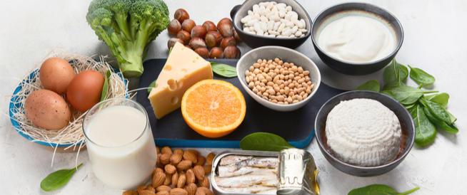 أطعمة مفيدة لتعزيز صحة العظام