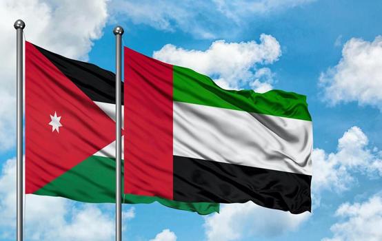 الأردن يهنئ الإمارات