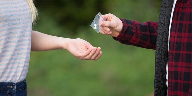 حملة توعوية حول مخاطر آفة المخدرات بفقوع