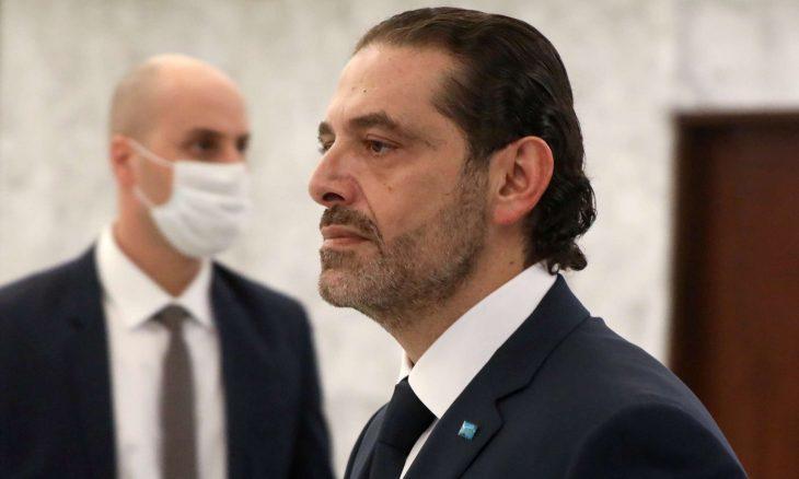 الحريري ينوي الاعتذار عن تشكيل الحكومة