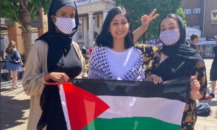 نائبة بريطانية تتعرض لحملات مسيئة لدفاعها عن فلسطين- تغريدة