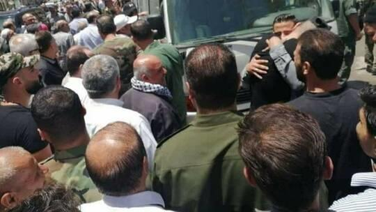 الإفراج عن 30 معتقلا في سوريا