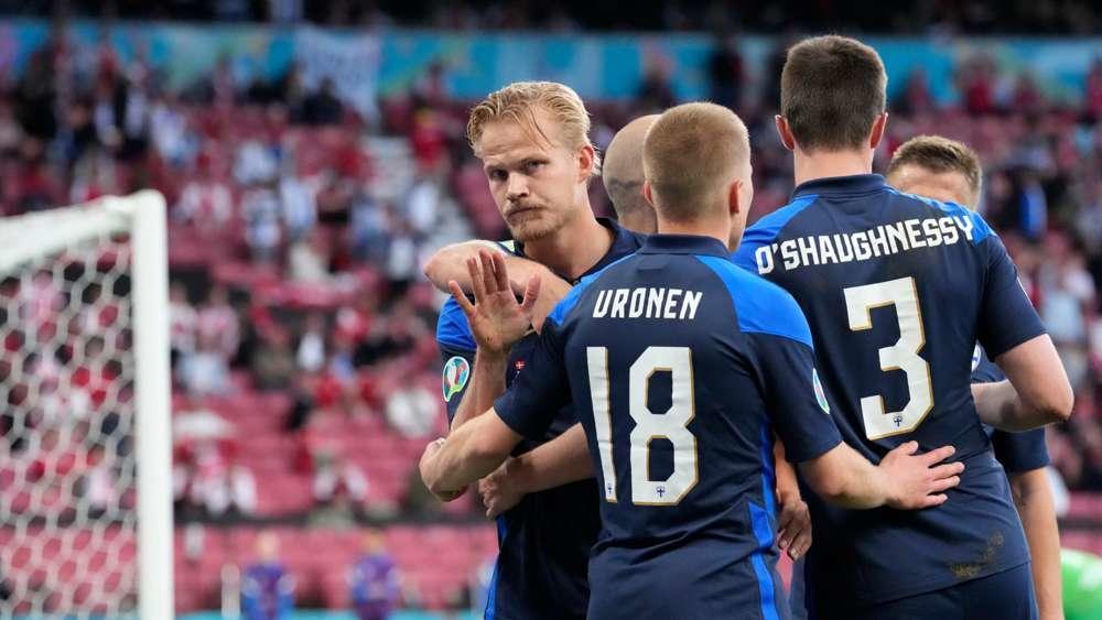 في ليلة سقوط ايركسين .. فنلندا تصنع التاريخ وتفوز على الدنمارك