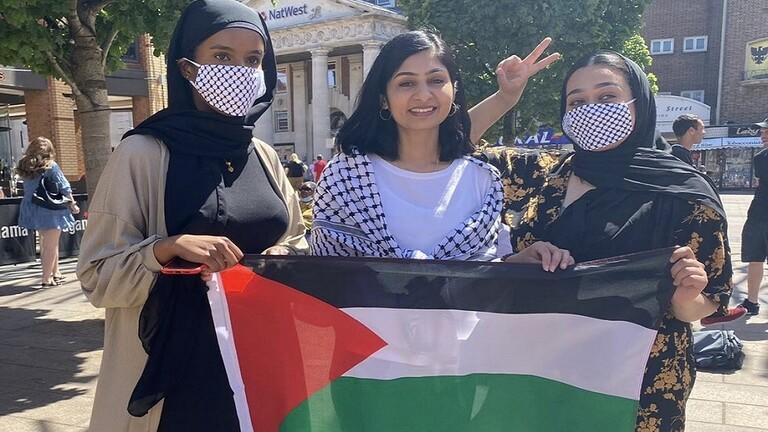 برلمانية بريطانية تتعرض لحملات مسيئة لدفاعها عن فلسطين