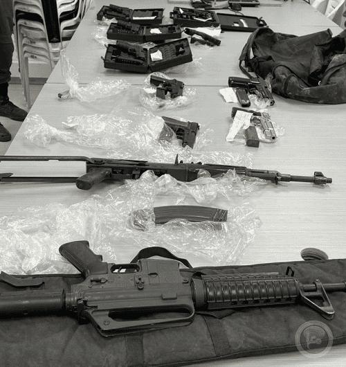 الاحتلال يحبط صفقة بيع أسلحة في غور الأردن