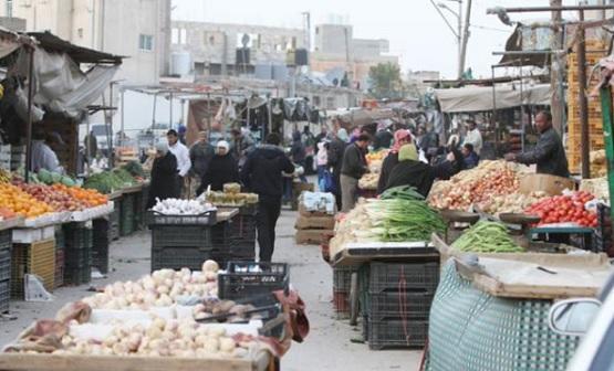 إغلاق سوق الجمعة في إربد بشكل نهائي