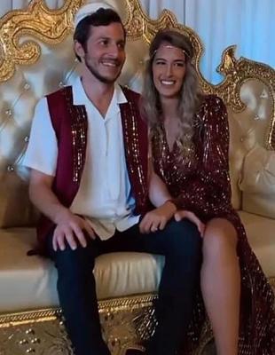 شاليط يتزوج على الطريقة المغربية!