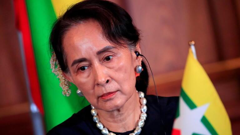 المجلس العسكري في ميانمار يحاكم زعيمة البلاد المخلوعة