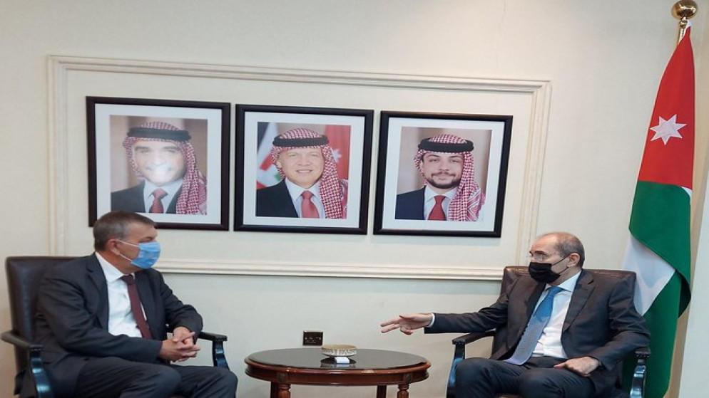 استمرار التنسيق بين الأردن والأونروا