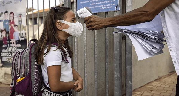 اسرائيل تلغي ارتداء الكمامة بالأماكن المغلقة