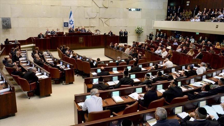 الكنيست الإسرائيلي يشهد حدثا لأول مرة في تاريخه!