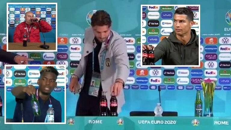 نجم إيطاليا يكرر فعلة رونالدو وبوغبا.. واليويفا يتدخل! - فيديو
