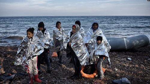 اعتقال 14 لاجئا لدى وصولهم ساحل فلوريدا