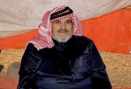 وفاة أيقونة فرقة معان أبو خالد الفناطسة
