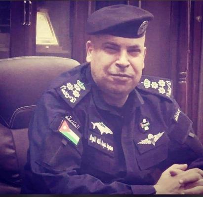 وفاة مدير شرطة مادبا