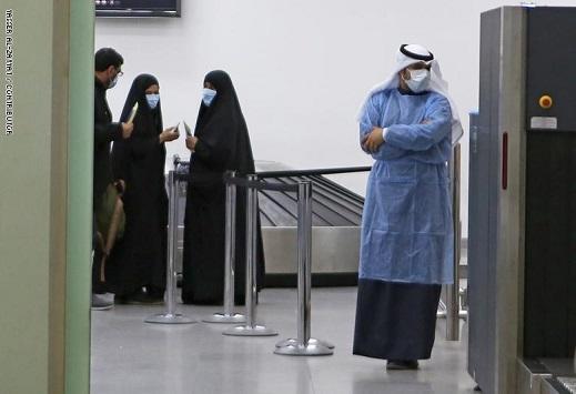 الكويت تسمح بدخول الأجانب اعتبارا من آب