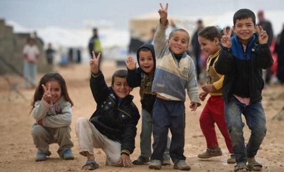 تقرير: 42% من النازحين قسراً بـ2020 من الأطفال