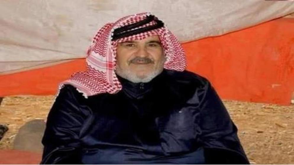 العايد ينعى ابو خالد