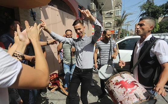غزة : منع الحفلات ومكبرات الصوت حتى نهاية التوجيهي