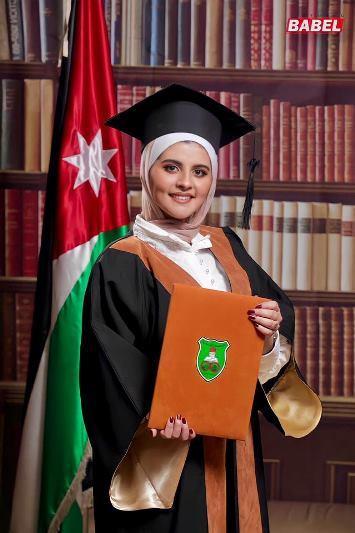 ديالا محمد الجريري.. مبارك التخرج