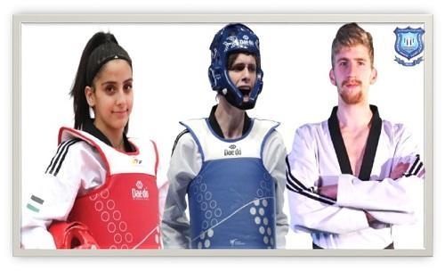 تايكواندو عمان الأهلية تحقق إنجازاً جديداً في بطولة بيروت