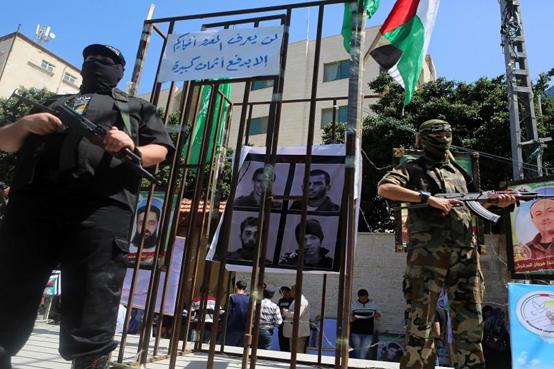 القاهرة: تجميد صفقة تبادل الأسرى بين حماس واسرائيل