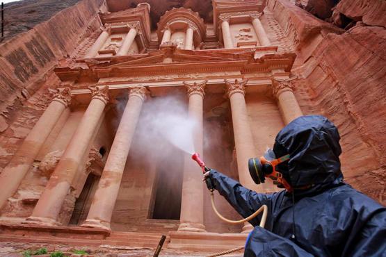 قطاع السياحة : يجب السعي لتصنيف الأردن دولة خضراء
