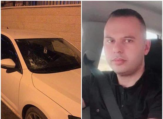 استشهاد ضابط فلسطيني باعتداء مستوطنين