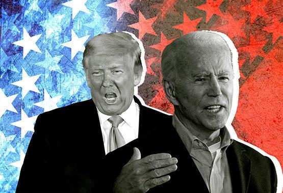 ثلث الأميركيين يعتبرون فوز بايدن في الانتخابات غير نزيه