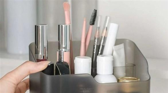 الطريقة الصحيحة لتخزين مستحضرات التجميل