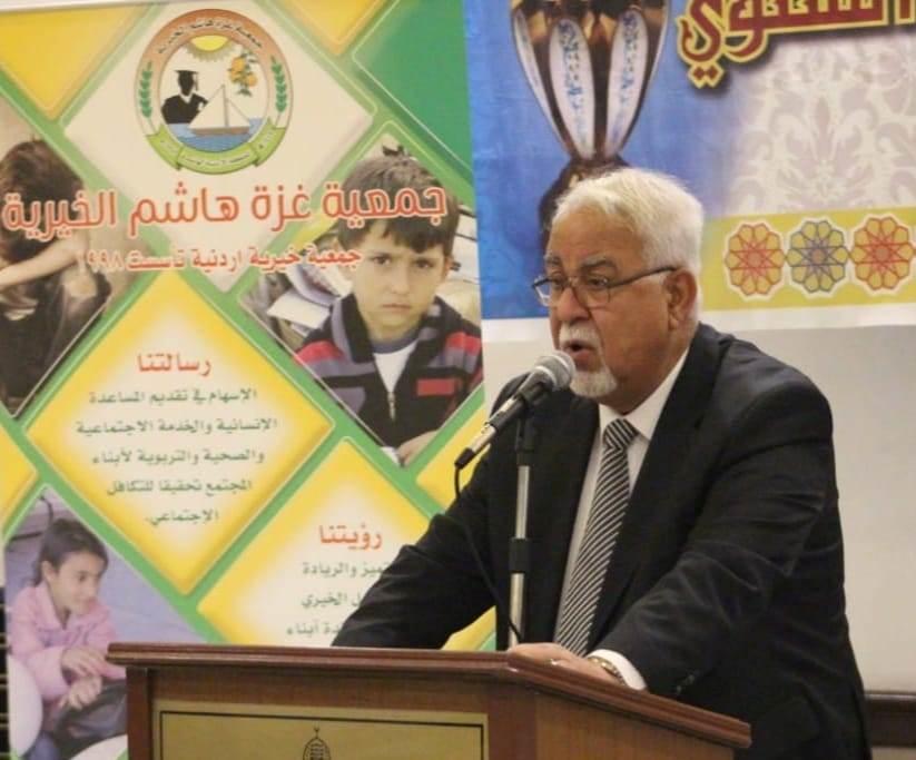 وفاة رئيس جمعية غزة هاشم