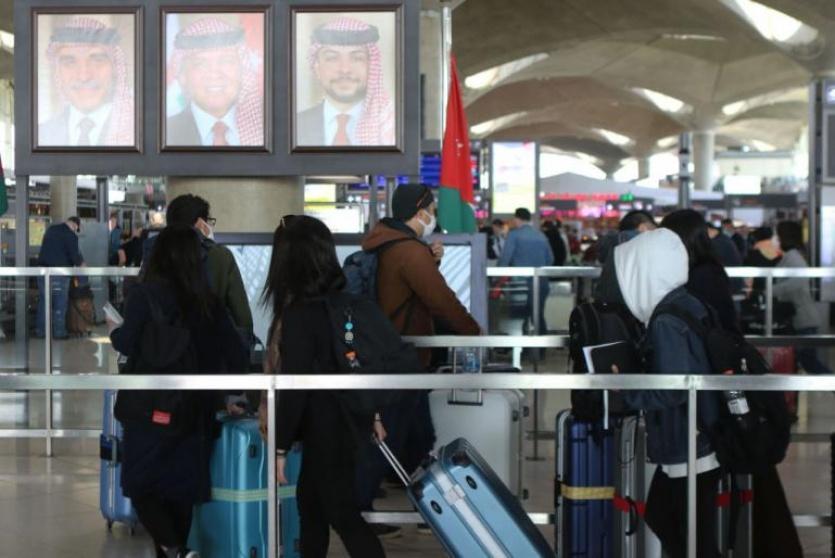 اجتماع فلسطيني أردني الخميس حول بروتوكولات السفر