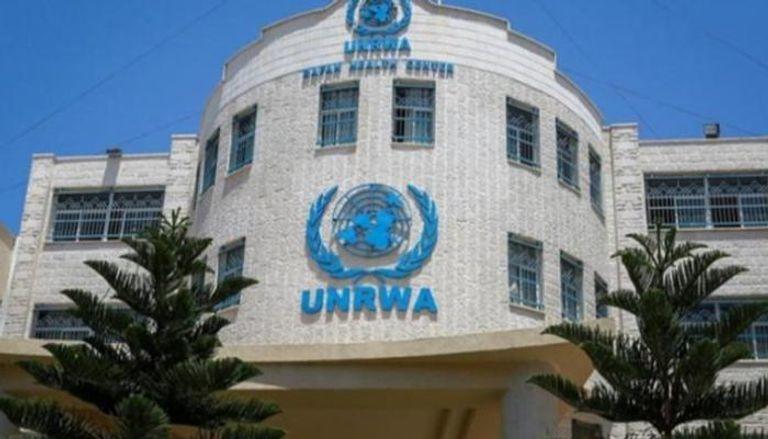 أونروا تطلب 164 مليون دولار لغزة