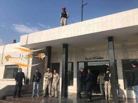 أمن الدولة تمهل 63 متهما لتسليم أنفسهم - أسماء